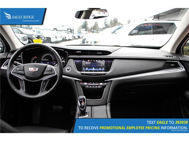 2018 Cadillac XT5 Luxury (Stk: 189480) in Coquitlam - Image 8 of 17