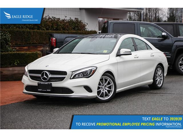2018 Mercedes-Benz CLA 250 Base (Stk: 189504) in Coquitlam - Image 1 of 16