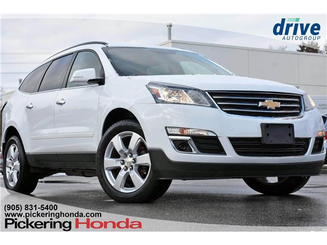 2016 Chevrolet Traverse 1LT (Stk: P4547A) in Pickering - Image 1 of 27