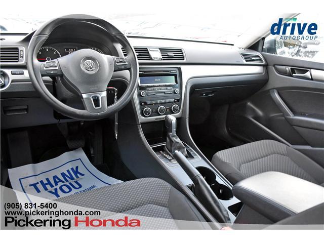2015 Volkswagen Passat 2.0 TDI Trendline (Stk: U507A) in Pickering - Image 2 of 24
