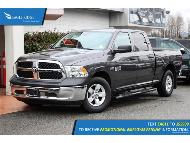 2016 RAM 1500 ST (Stk: 164757) in Coquitlam - Image 1 of 14