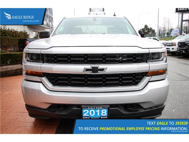 2018 Chevrolet Silverado 1500 Silverado Custom (Stk: 89415A) in Coquitlam - Image 2 of 16