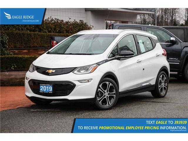 2019 Chevrolet Bolt EV Premier (Stk: 92329A) in Coquitlam - Image 1 of 17