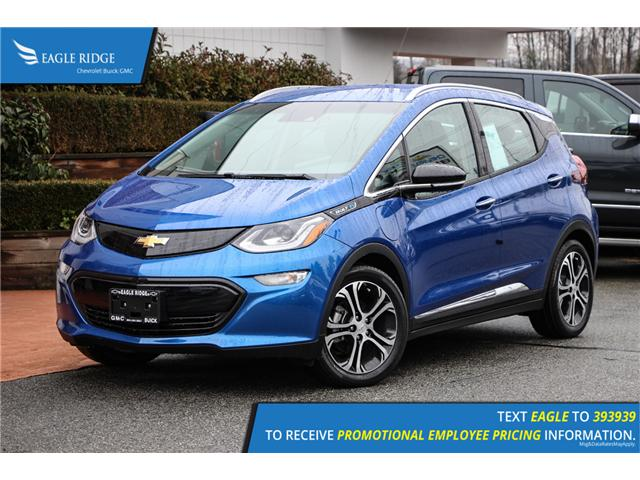 2019 Chevrolet Bolt EV Premier (Stk: 92322A) in Coquitlam - Image 1 of 17