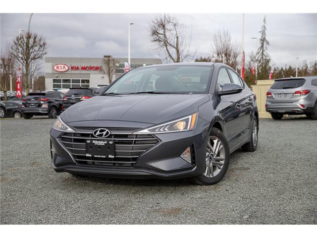 2019 Hyundai Elantra Preferred (Stk: KE813489) in Abbotsford - Image 3 of 26
