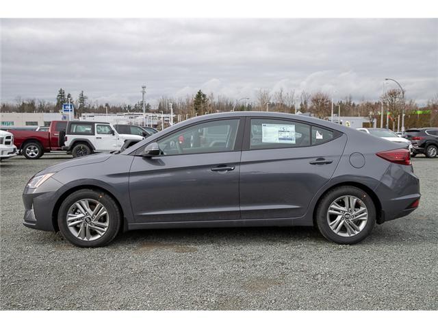 2019 Hyundai Elantra Preferred (Stk: KE813489) in Abbotsford - Image 4 of 26