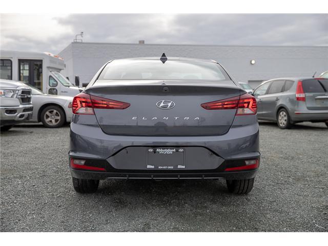 2019 Hyundai Elantra Preferred (Stk: KE813489) in Abbotsford - Image 6 of 26