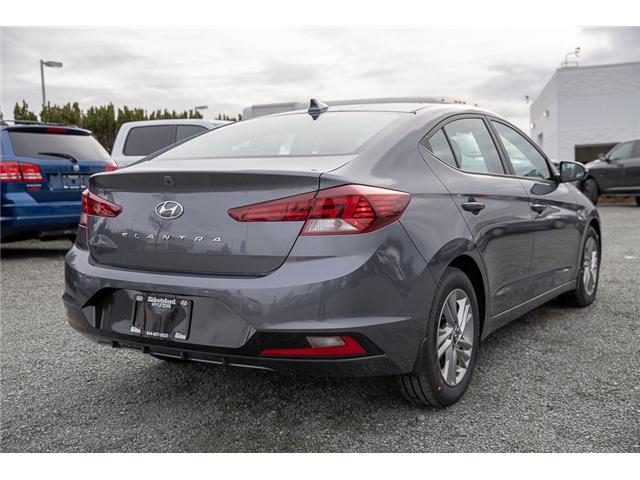 2019 Hyundai Elantra Preferred (Stk: KE813489) in Abbotsford - Image 7 of 26