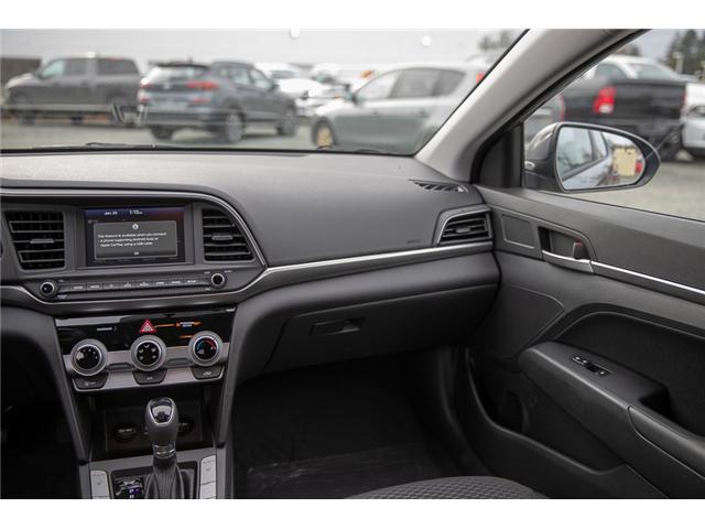 2019 Hyundai Elantra Preferred (Stk: KE813489) in Abbotsford - Image 14 of 26