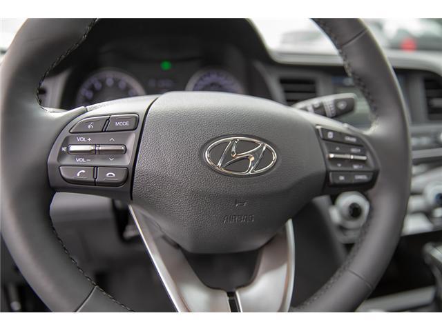 2019 Hyundai Elantra Preferred (Stk: KE813489) in Abbotsford - Image 18 of 26