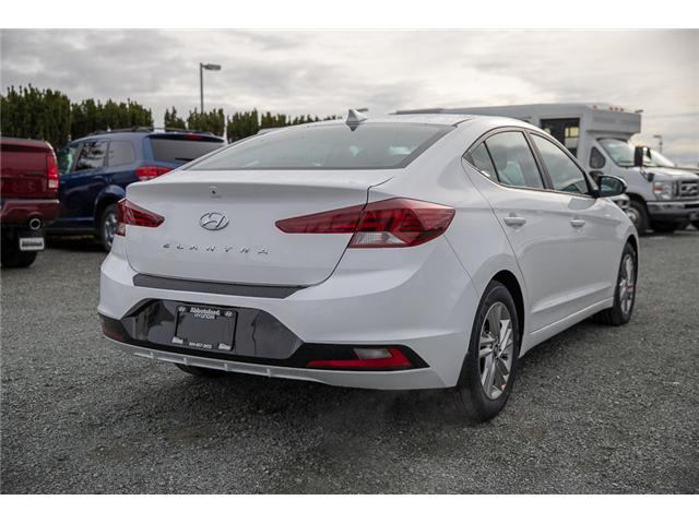2019 Hyundai Elantra Preferred (Stk: KE830640) in Abbotsford - Image 7 of 26
