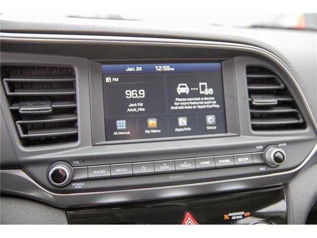 2019 Hyundai Elantra Preferred (Stk: KE830640) in Abbotsford - Image 20 of 26