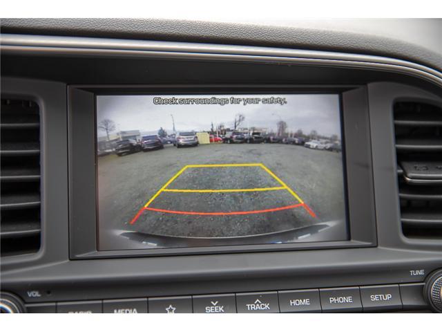 2019 Hyundai Elantra Preferred (Stk: KE830640) in Abbotsford - Image 21 of 26