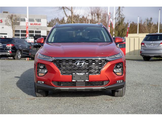 2019 Hyundai Santa Fe Luxury (Stk: KF071790) in Abbotsford - Image 2 of 26