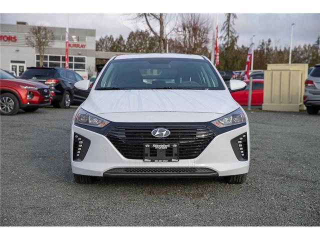 2019 Hyundai Ioniq Hybrid Preferred (Stk: KI126611) in Abbotsford - Image 2 of 26