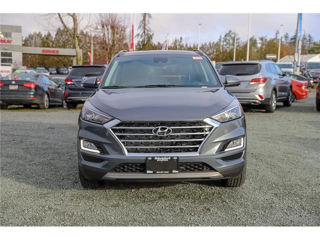 2019 Hyundai Tucson Luxury (Stk: KT906793) in Abbotsford - Image 2 of 30