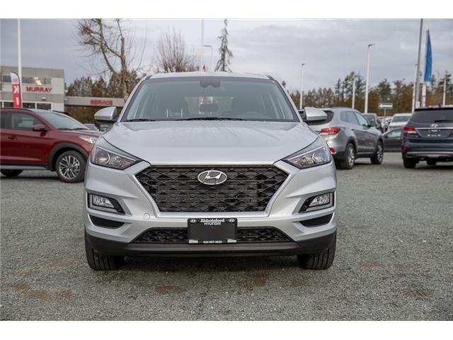 2019 Hyundai Tucson Essential w/Safety Package (Stk: KT913648) in Abbotsford - Image 2 of 27