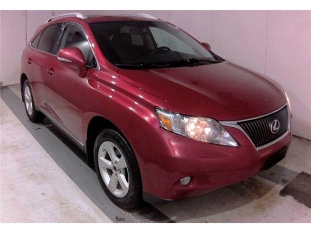 2010 Lexus RX 350 Base (Stk: 2T2BK1) in Kitchener - Image 1 of 1