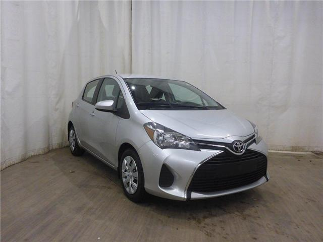 2015 Toyota Yaris LE (Stk: 19012191) in Calgary - Image 1 of 25