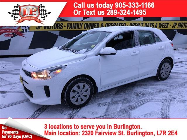 2018 Kia Rio5 LX+ (Stk: 46135r) in Burlington - Image 1 of 23