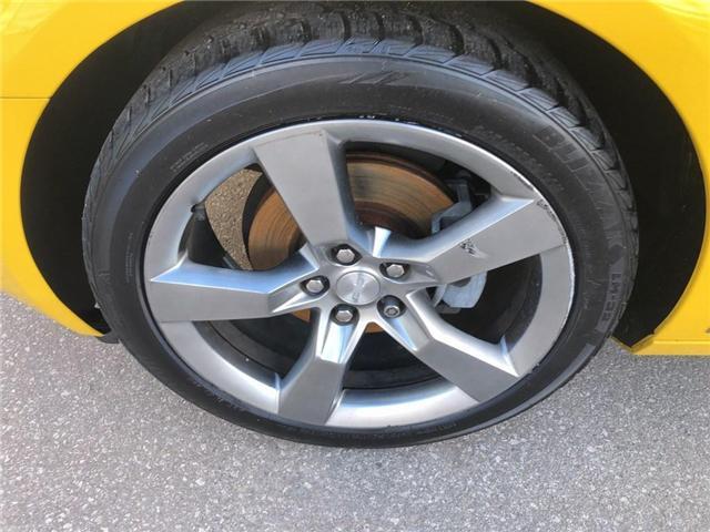 2010 Chevrolet Camaro 2LT|PWR SEATS|KEYLESS|ALLOYS| (Stk: PA17743A) in BRAMPTON - Image 9 of 16