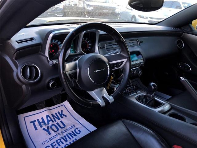 2010 Chevrolet Camaro 2LT|PWR SEATS|KEYLESS|ALLOYS| (Stk: PA17743A) in BRAMPTON - Image 10 of 16
