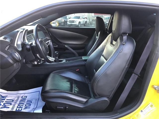 2010 Chevrolet Camaro 2LT|PWR SEATS|KEYLESS|ALLOYS| (Stk: PA17743A) in BRAMPTON - Image 12 of 16
