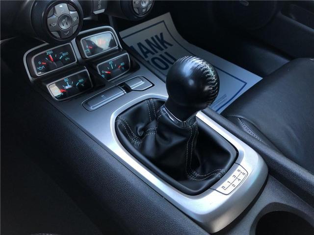 2010 Chevrolet Camaro 2LT|PWR SEATS|KEYLESS|ALLOYS| (Stk: PA17743A) in BRAMPTON - Image 16 of 16