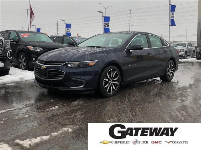 2018 Chevrolet Malibu LT|TRUE NORTH|NAV|ROOF|HTD LEATHER|CLEAN| (Stk: PA17790) in BRAMPTON - Image 1 of 17