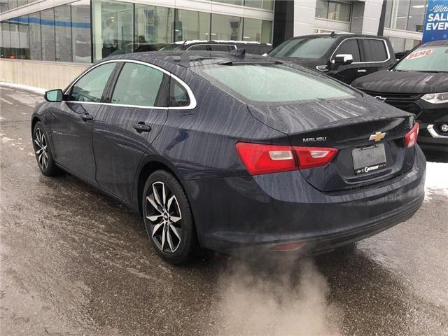 2018 Chevrolet Malibu LT TRUE NORTH NAV ROOF HTD LEATHER CLEAN  (Stk: PA17790) in BRAMPTON - Image 6 of 17