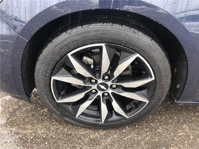 2018 Chevrolet Malibu LT TRUE NORTH NAV ROOF HTD LEATHER CLEAN  (Stk: PA17790) in BRAMPTON - Image 8 of 17