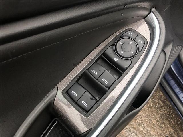 2018 Chevrolet Malibu LT TRUE NORTH NAV ROOF HTD LEATHER CLEAN  (Stk: PA17790) in BRAMPTON - Image 12 of 17