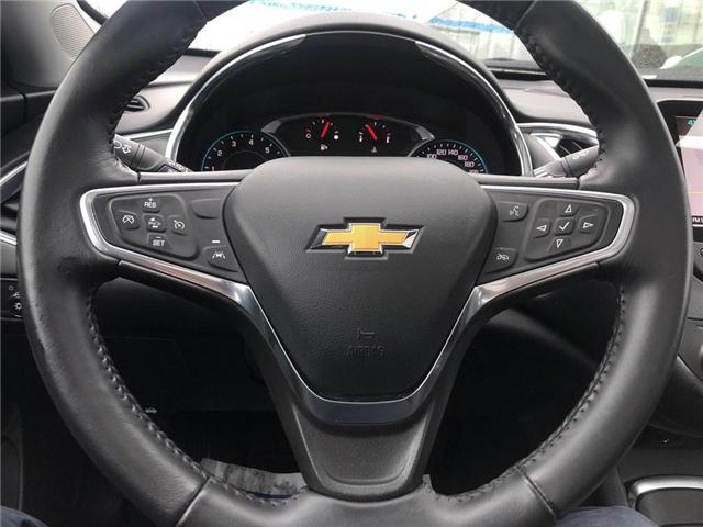 2018 Chevrolet Malibu LT TRUE NORTH NAV ROOF HTD LEATHER CLEAN  (Stk: PA17790) in BRAMPTON - Image 14 of 17