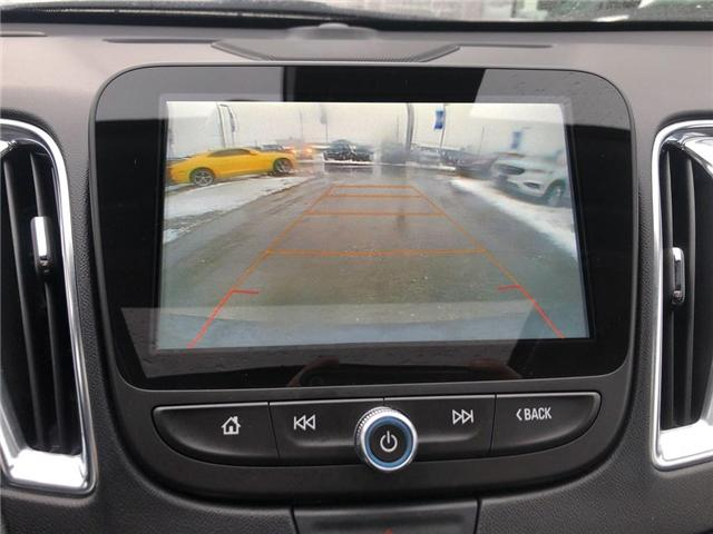 2018 Chevrolet Malibu LT TRUE NORTH NAV ROOF HTD LEATHER CLEAN  (Stk: PA17790) in BRAMPTON - Image 16 of 17