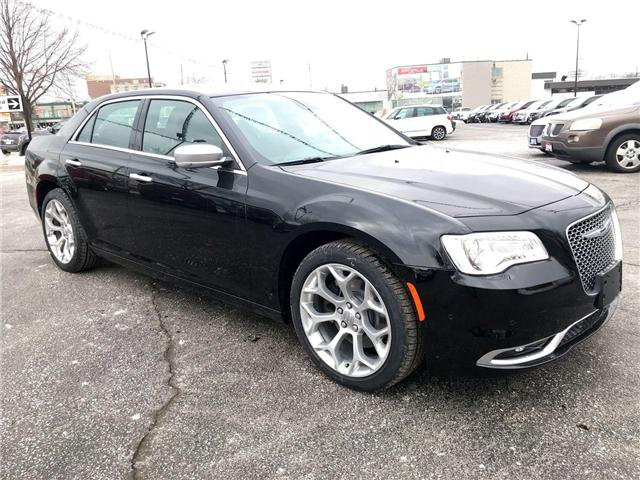 2019 Chrysler 300 C (Stk: 19737) in Windsor - Image 1 of 12
