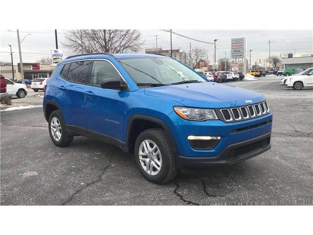 2019 Jeep Compass Sport (Stk: 19738) in Windsor - Image 2 of 11