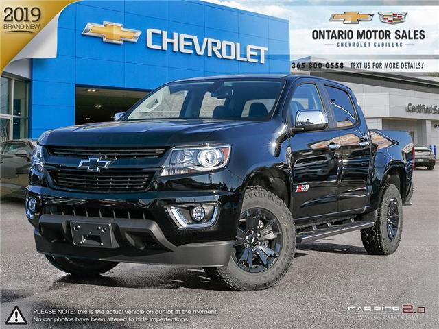 2019 Chevrolet Colorado Z71 (Stk: T9186203) in Oshawa - Image 1 of 19