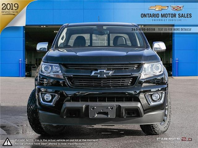 2019 Chevrolet Colorado Z71 (Stk: T9186203) in Oshawa - Image 2 of 19