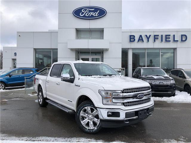 2018 Ford F-150 Lariat (Stk: FP181527) in Barrie - Image 1 of 29