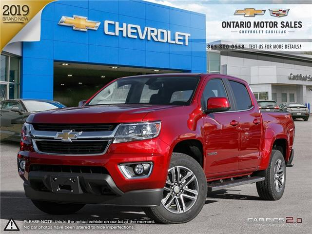 2019 Chevrolet Colorado LT (Stk: T9169103) in Oshawa - Image 1 of 19