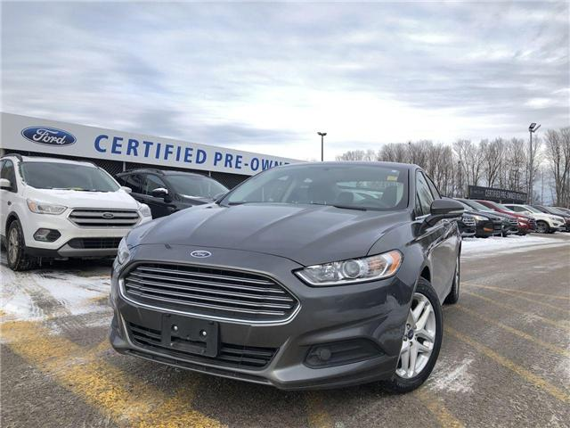 2016 Ford Fusion SE (Stk: ES181122A) in Barrie - Image 1 of 20