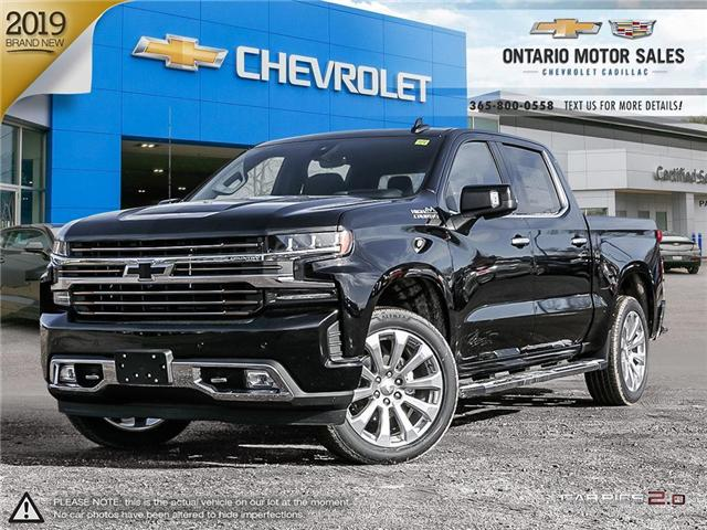 2019 Chevrolet Silverado 1500 High Country (Stk: T9167805) in Oshawa - Image 1 of 19