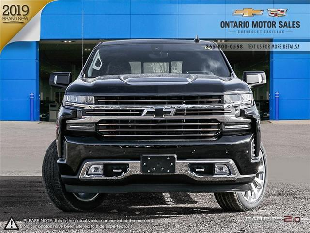 2019 Chevrolet Silverado 1500 High Country (Stk: T9167805) in Oshawa - Image 2 of 19