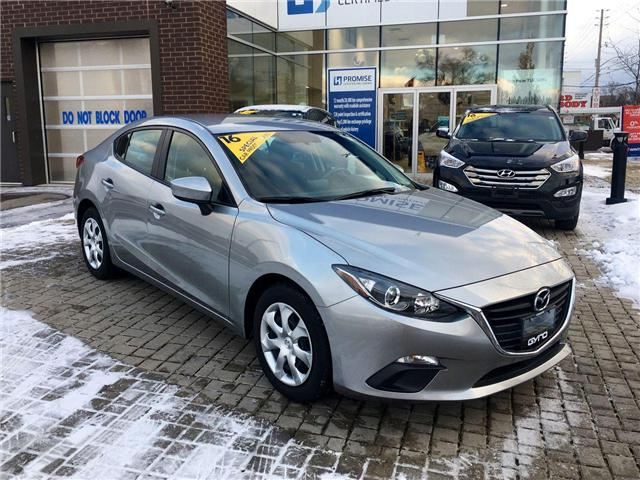 2016 Mazda Mazda3 GX (Stk: 28412A) in East York - Image 2 of 30