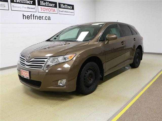 2012 Toyota Venza Base (Stk: 195023) in Kitchener - Image 1 of 26