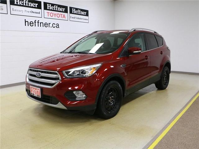2017 Ford Escape Titanium (Stk: 195032) in Kitchener - Image 1 of 30