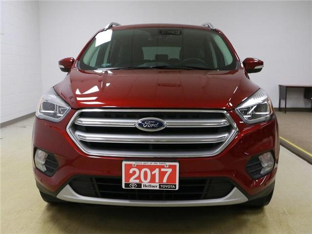 2017 Ford Escape Titanium (Stk: 195032) in Kitchener - Image 22 of 30