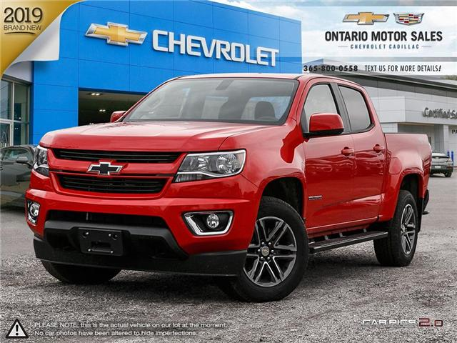 2019 Chevrolet Colorado WT (Stk: T9130230) in Oshawa - Image 1 of 19