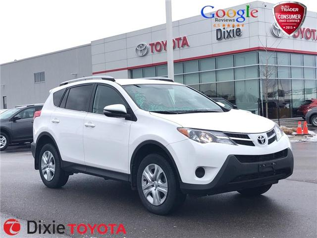 2015 Toyota RAV4 LE (Stk: D180610A) in Mississauga - Image 1 of 18