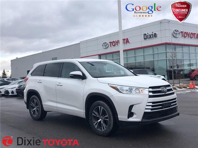 2017 Toyota Highlander LE (Stk: D190494A) in Mississauga - Image 1 of 14